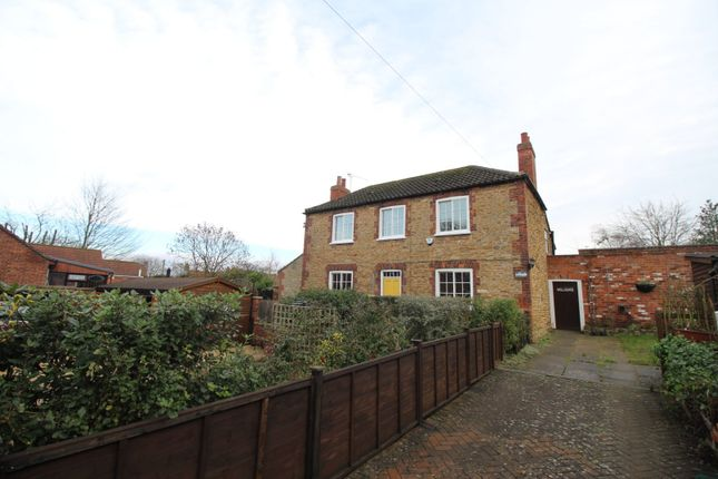 Thumbnail Detached house for sale in Back Street, Alkborough, Scunthorpe, Lincolnshire