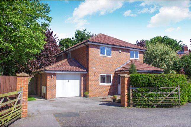 Thumbnail Detached house for sale in Ashbourne Road, Boroughbridge