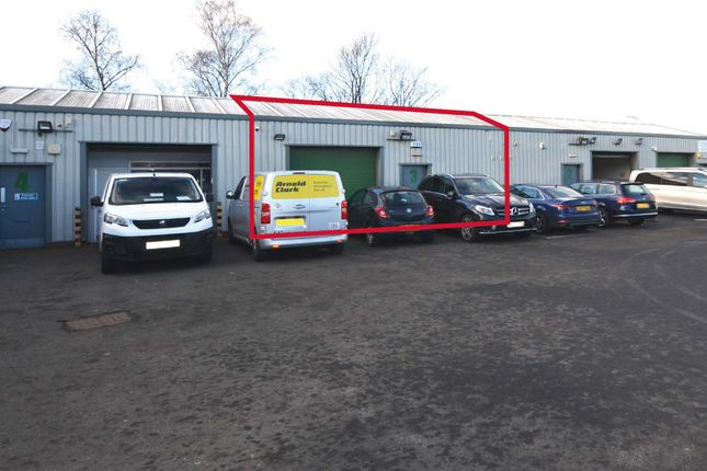 Thumbnail Industrial for sale in 25 Bankhead Terrace, Sighthill, Edinburgh