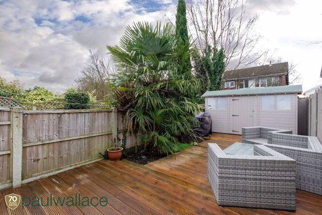 Garden of Wharf Road, Broxbourne EN10