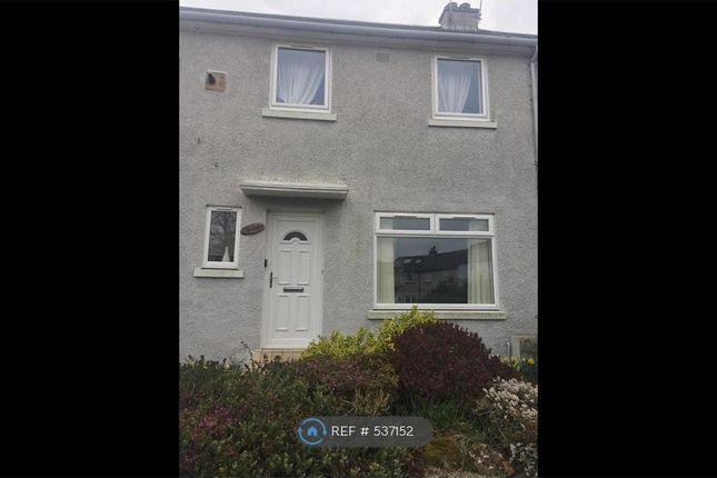Thumbnail Terraced house to rent in Devenick Place, Aberdeen