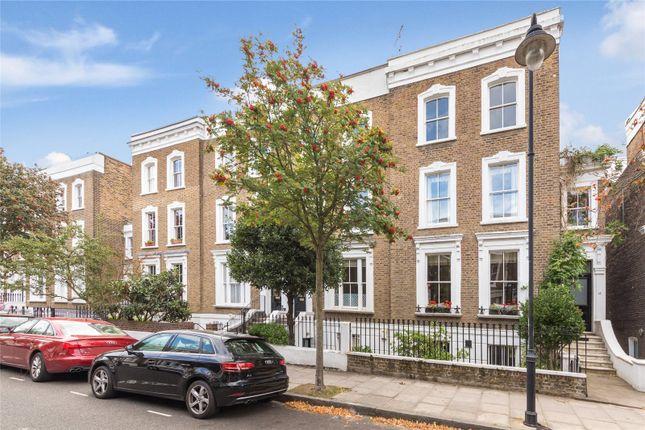 Thumbnail End terrace house for sale in Oakley Road, De Beauvoir, Islington, London