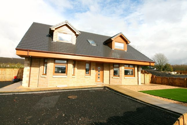 Thumbnail Detached house for sale in Southfield Road, Shotts