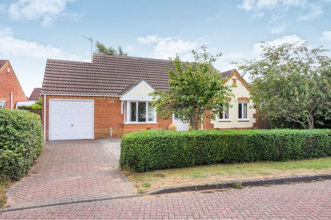 Thumbnail Detached bungalow to rent in Maple Grove, Sleaford
