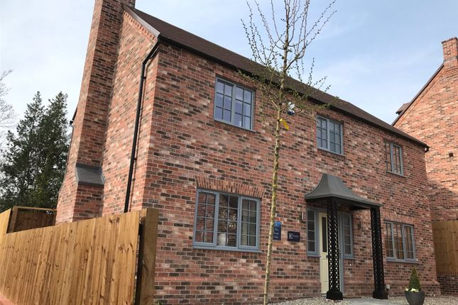 Thumbnail Detached house for sale in Plot 4, Kynaston Place, Birch Road, Ellesmere