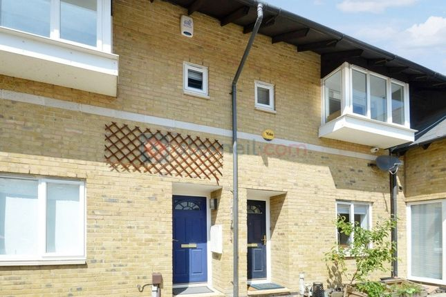 Thumbnail Terraced house for sale in Da Gama Place, London