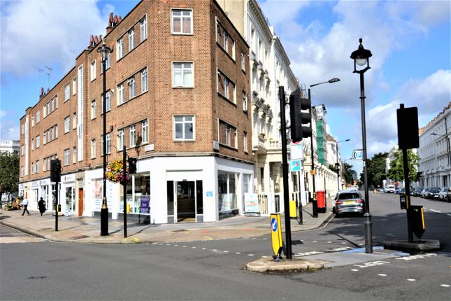 Retail premises to let in Lupus Street, London