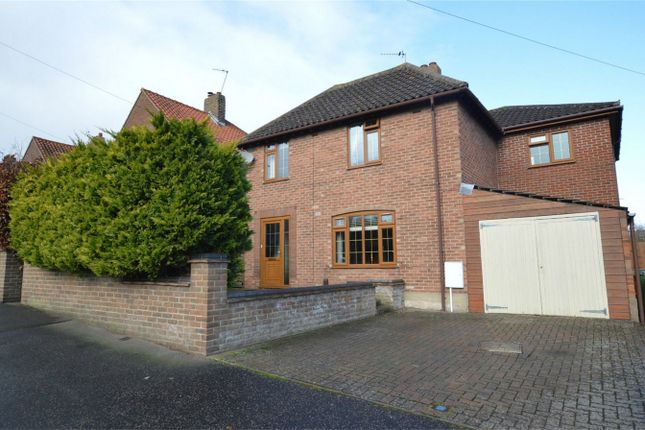 Thumbnail Detached house for sale in St Andrews Close, Thorpe St Andrew, Norwich