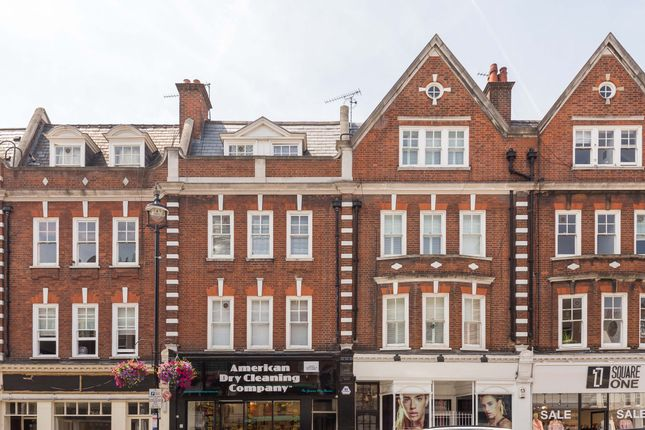 Exterior of St. Johns Wood High Street, London NW8