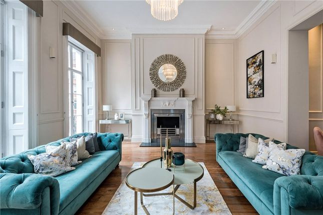 Thumbnail Property to rent in Wimpole Street, Marylebone, London