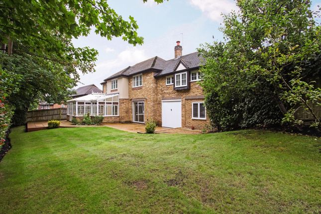 Thumbnail Detached house to rent in Rushmere Place, Englefield Green, Egham