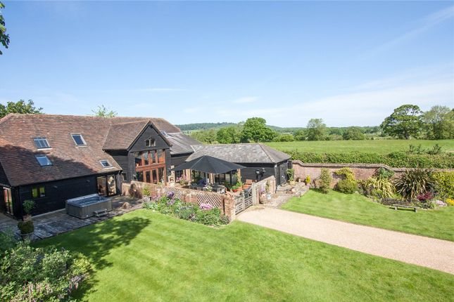 Thumbnail Barn conversion for sale in Hall Place, Cranleigh, Surrey