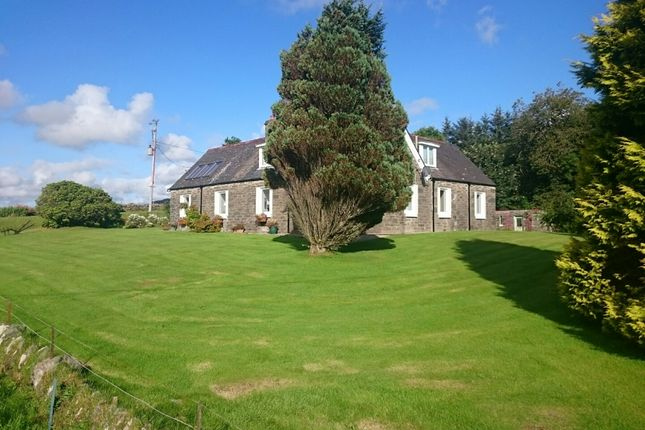 Thumbnail Detached house for sale in Achnacalman, Kilmichael, Lochgilphead