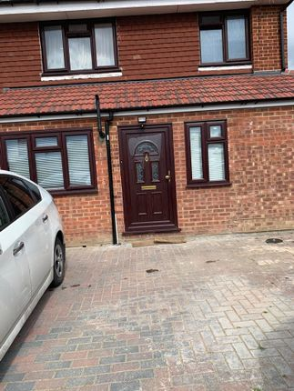 Thumbnail Flat to rent in Forest Road, Erith, Kent