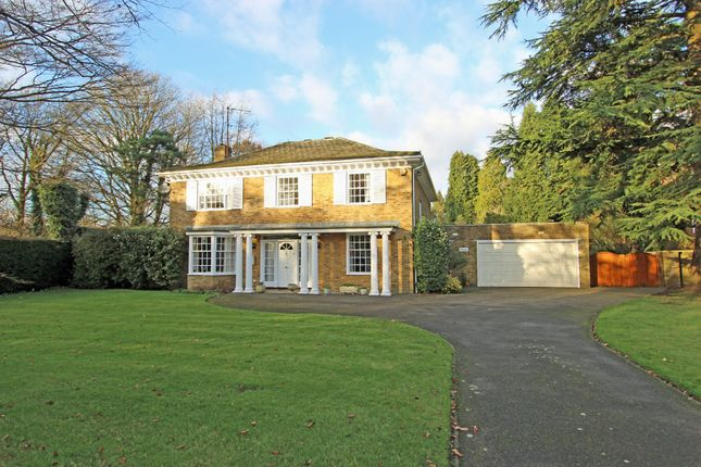Thumbnail Detached house for sale in Chequers Lane, Walton On The Hill, Tadworth