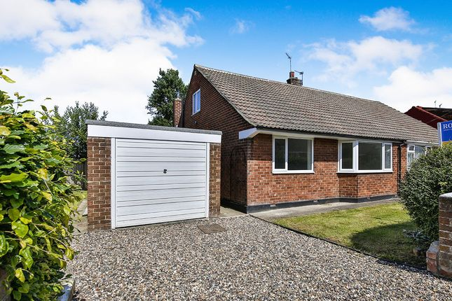 Thumbnail Bungalow to rent in Borrowdale Drive, Durham