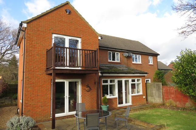 Thumbnail Semi-detached house for sale in Tower View, Whitwell, Hitchin