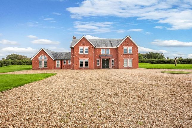 Thumbnail Detached house for sale in Patmos Lane, Lower Peover, Knutsford