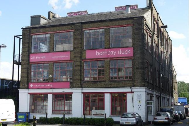 Thumbnail Light industrial to let in 3rd Floor, 231, The Vale, Acton, London
