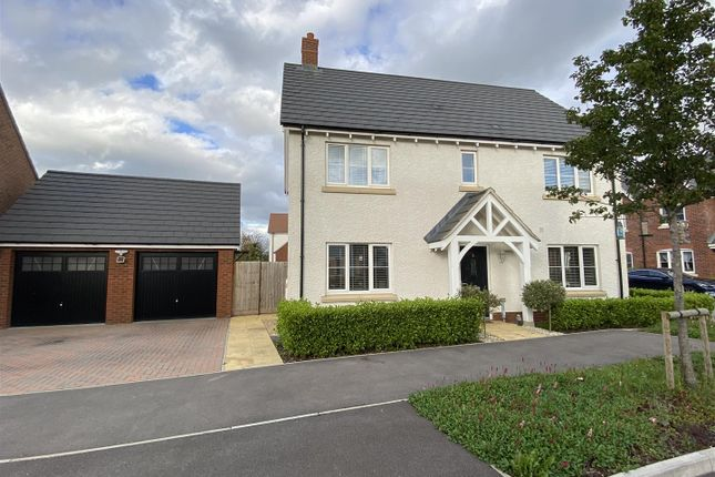Thumbnail Detached house for sale in Red Kite Rise, Hardwicke, Gloucester