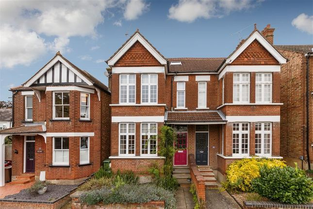 Thumbnail Semi-detached house to rent in Ramsbury Road, St.Albans
