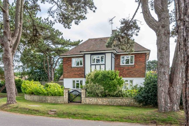 Thumbnail Detached house for sale in Harefield Road, Middleton-On-Sea