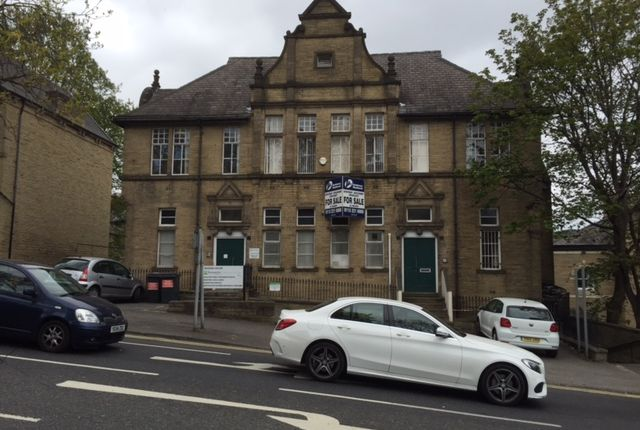 Thumbnail Office for sale in Queens House, Queens Road, Bradford