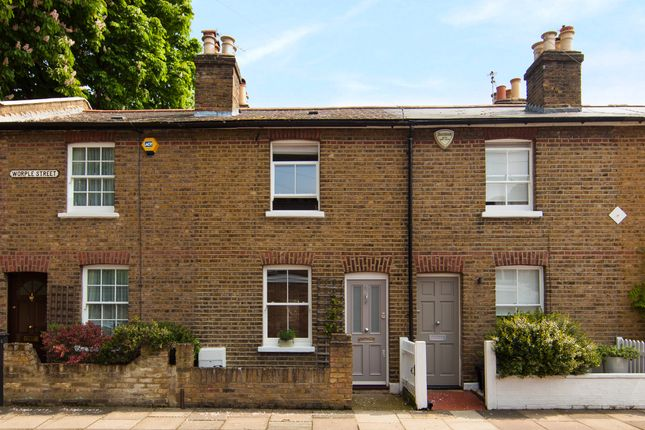 Thumbnail Terraced house to rent in Worple Street, London