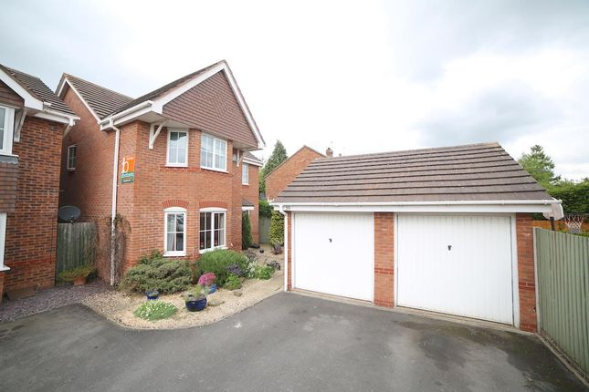 Thumbnail Property for sale in Brockford Glade, Shawbirch, Telford