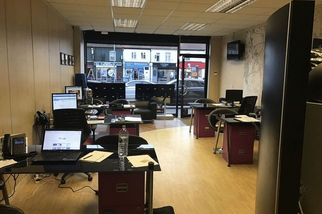 Commercial property to let in Marlborough Parade, Uxbridge Road, Hillingdon