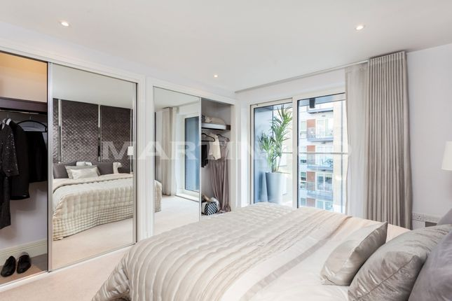 Thumbnail Town house for sale in Napier Town House, Napier West 3, London