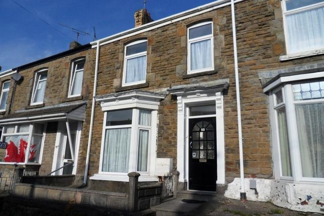 Thumbnail Terraced house to rent in Rhondda Street, Mount Pleasant, Swansea. 6Et.