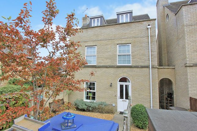 Thumbnail Detached house for sale in Stocks Terrace, High Street, Longstanton, Cambridge
