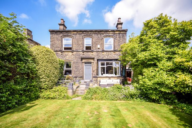 Thumbnail Detached house for sale in Headlands Road, Ossett