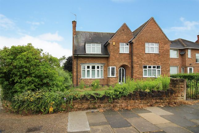 Thumbnail Detached house for sale in Arundel Drive, Bramcote, Nottingham