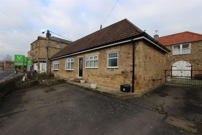 Thumbnail Semi-detached bungalow for sale in Main Road, Gainford, Darlington