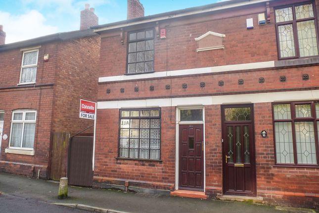 Thumbnail Semi-detached house for sale in Richards Street, Darlaston, Wednesbury