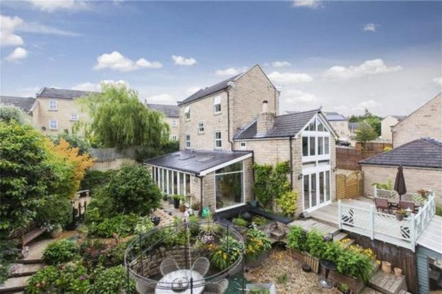 Thumbnail Detached house for sale in Brocklebank Close, East Morton, Keighley