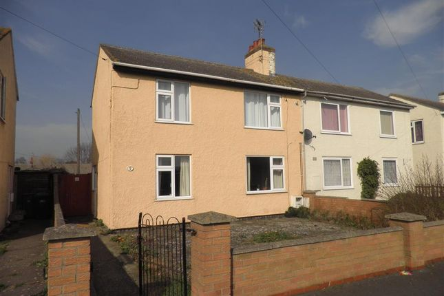 Thumbnail Semi-detached house to rent in King Street, Wimblington, March