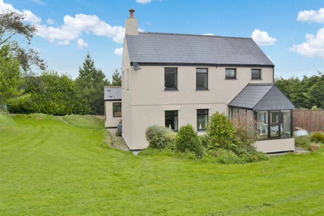 Thumbnail Detached house for sale in Busveal, Redruth, Cornwall