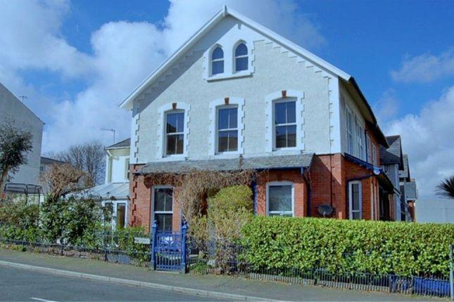 Thumbnail Town house to rent in Tennis Road, Douglas, Isle Of Man