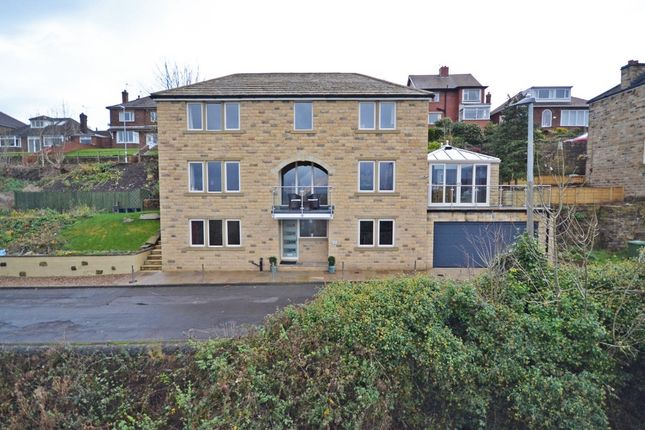 Thumbnail Detached house for sale in Wells Road, Thornhill, Dewsbury