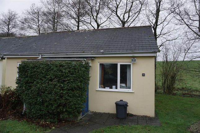 Thumbnail Detached bungalow for sale in Davidstow, Camelford