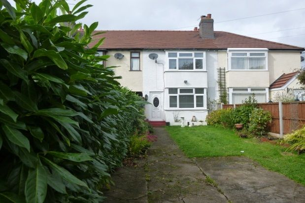 Thumbnail Terraced house to rent in Brooklands Road, Parkgate, Neston