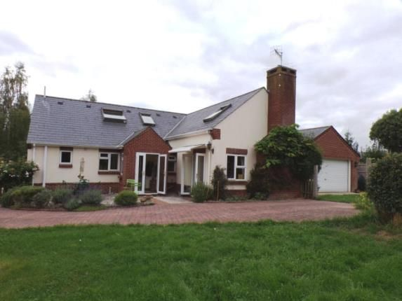 Thumbnail Equestrian property for sale in Woodgreen, Fordingbridge, Hampshire