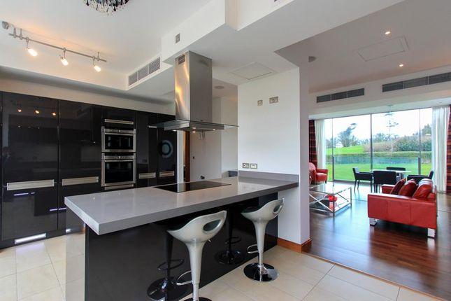 Thumbnail Flat to rent in Hensol, Pontyclun