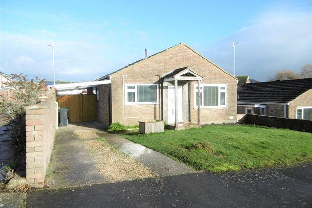 Thumbnail Detached bungalow to rent in Wellfields Drive, Bridport, Dorset