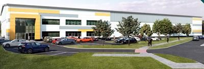 Thumbnail Light industrial for sale in Amethyst Court, South Rings, Preston