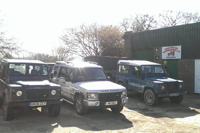Thumbnail Parking/garage for sale in Petersfield GU31, UK