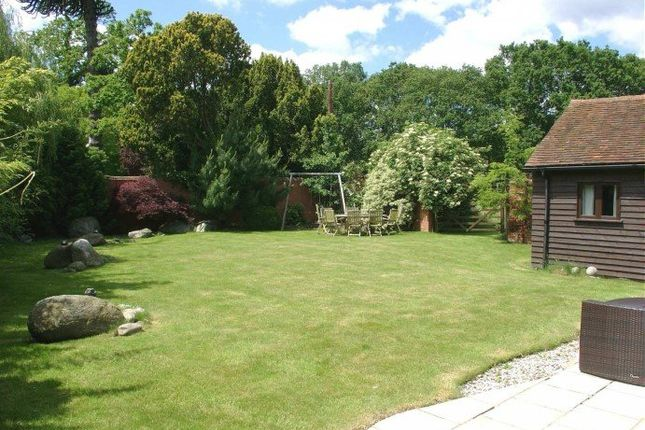 Garden of Henley Park Farm, Pirbright Road, Normandy, Guildford GU3